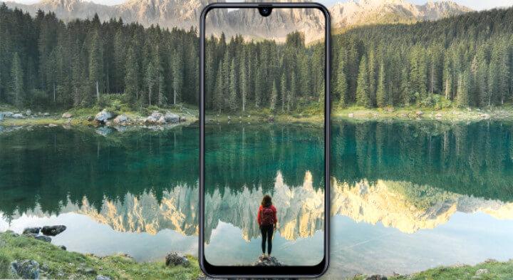 Bilde - Samsung Galaxy M31: spesifikasjoner og pris