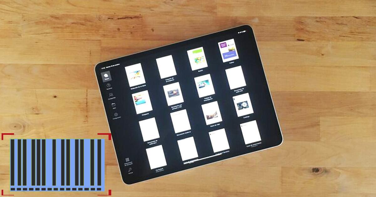 iPad Pro Office Word