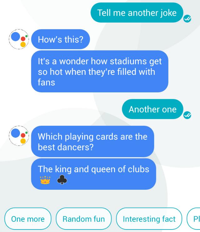 Google Allo Joke Juksekoder