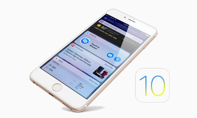 Beste iOS 10-widget.