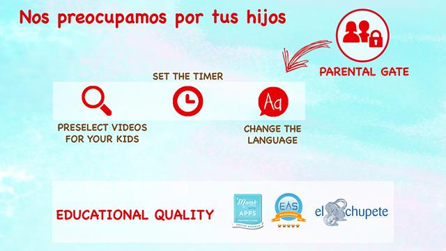 App for barn på spansk