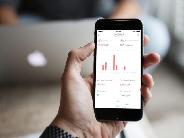 Sporing-utgifter-på-iOS
