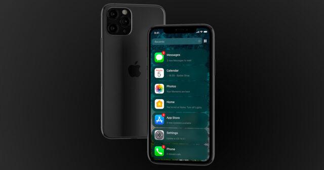 iOS 14 konseptliste