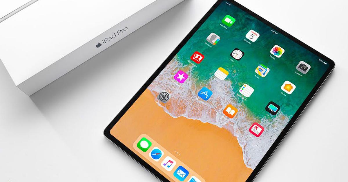 Et annet spor fra iOS 12.1 foreslår en USB-C i den nye iPad Pro