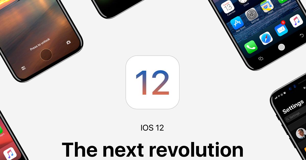 iOS 12 vil fokusere på iPhone-ytelse i stedet for det som er nytt