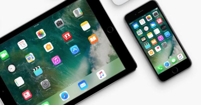 iOS 10-installasjon