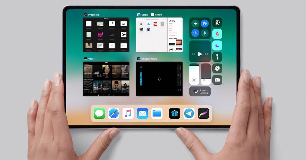Når vil Apple presentere den antatte nye iPad Pro