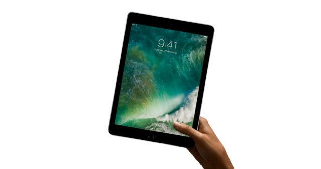 Ny iPad av 2017