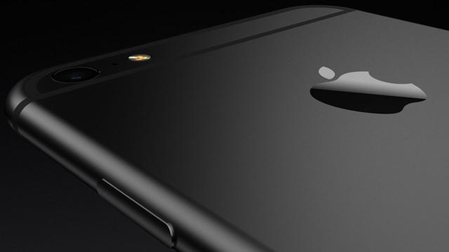 iPhone 7 farger