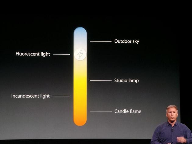Bilder av den 9,7-tommers iPad Pro-presentasjonen