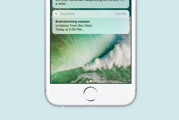 IOS 10 beta-meldinger