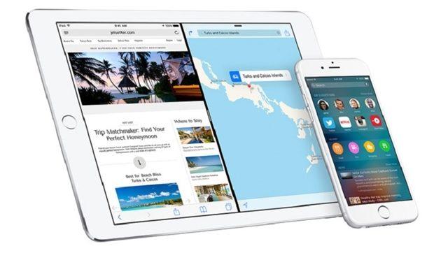 ipad og iphone IOS 10