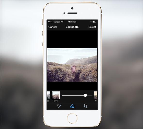 Adopsjon av iOS 9 og iOS 8