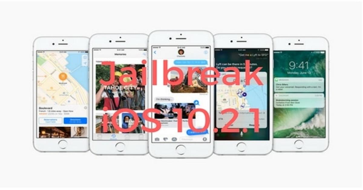 Jailbreak iOS 10.2.1 nå tilgjengelig for iPhone og iPad 64-bit