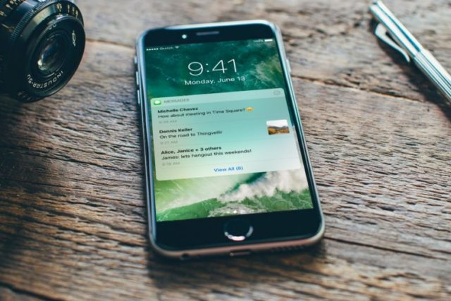 offisiell utgivelse iOS 10.3.2