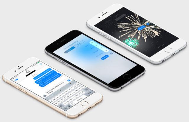 Kompatibel med iOS 10