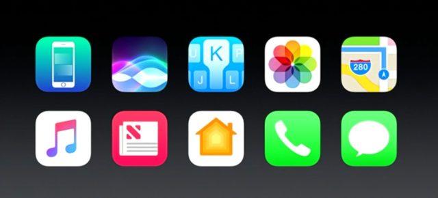 Hva er nytt i iOS 10