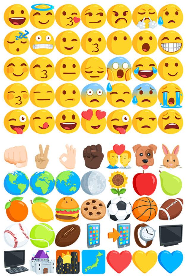 Messenger Emojis 2