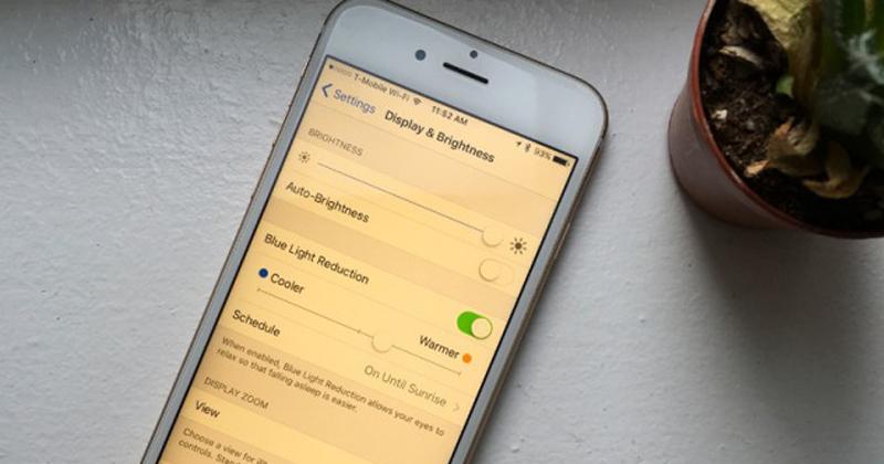 Night Shift: Slik fungerer den nye iOS 9.3-modusen