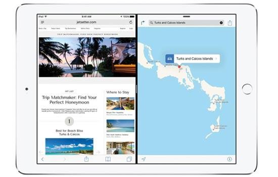 Tastatursnarveiene til iOS 9 vil bringe iPad nærmere Mac-en