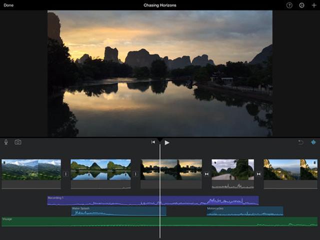 Beste videoredigeringsprogram for iPhone og iPad