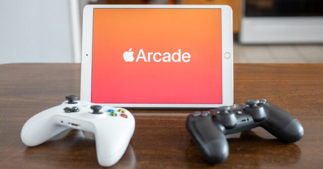 apple-arcade controller ps4 xbox