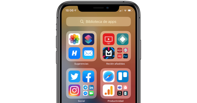 app-bibliotek-ios-14 app-bibliotek