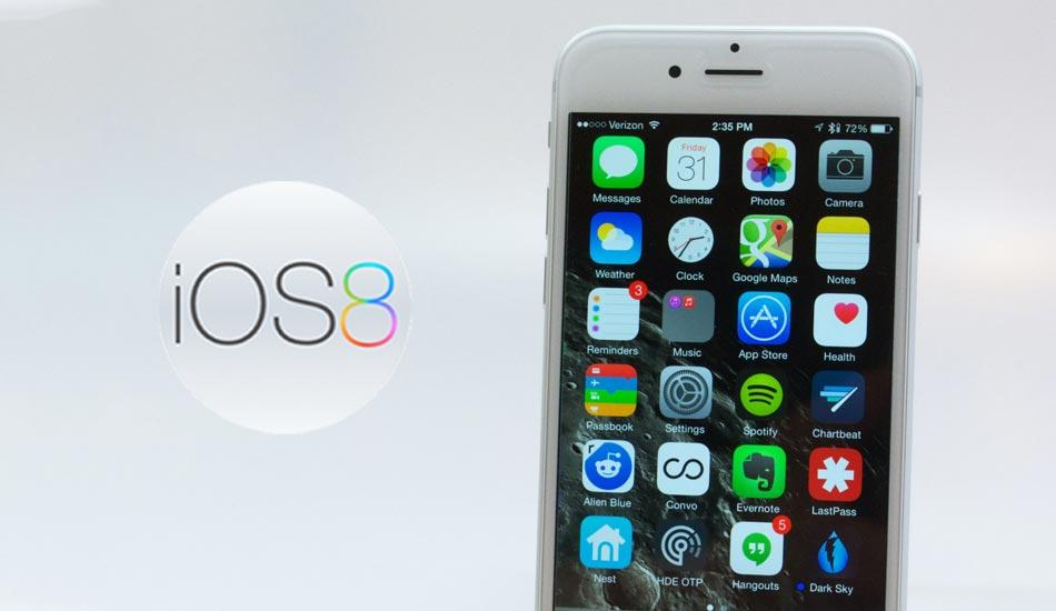 9 løsninger på problemer med iOS 8.1.2 på iPhone og iPad