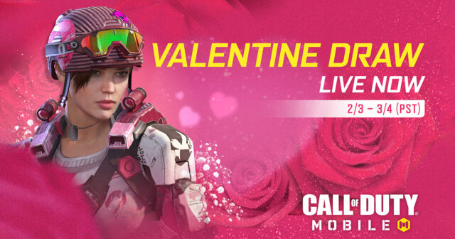 Call of Duty: Mobile Valentine