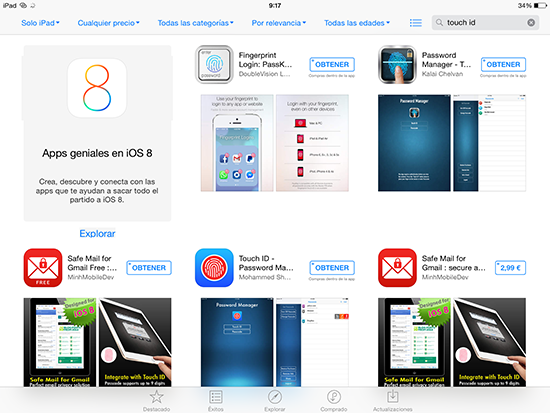 Gul iPad Pro begrenset utgave.