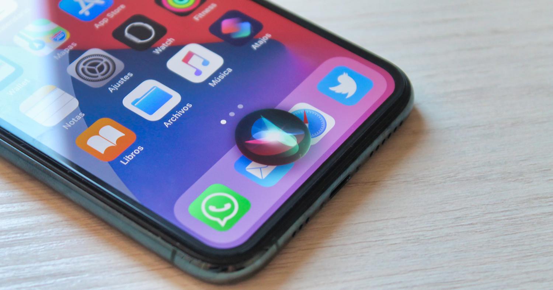 Siri ios 14 iphone