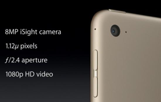 En titt på det nye kameraet og fotoappene i iOS 7 for iPad