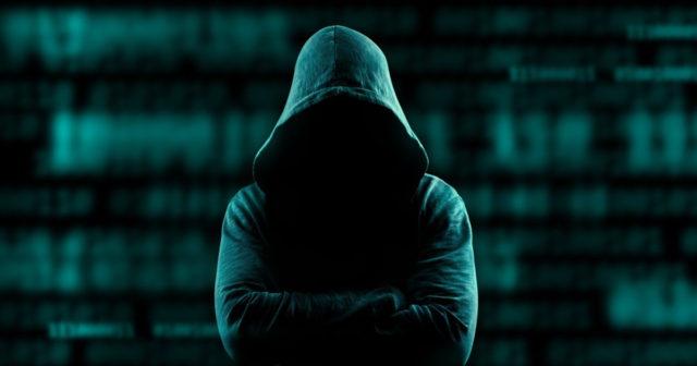 Hacker svart hatt