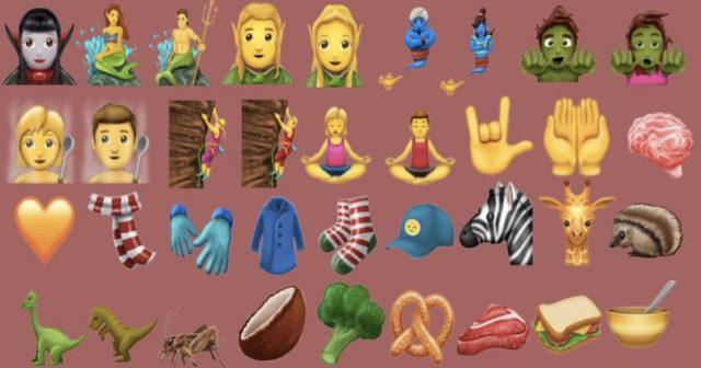 nye iOS Emoji