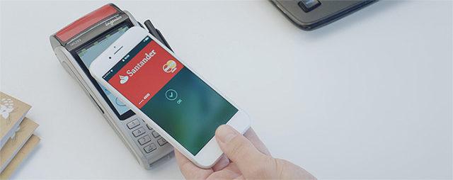 Apple Pay på iOS 11