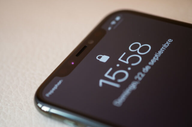 Iphone batteriproblem
