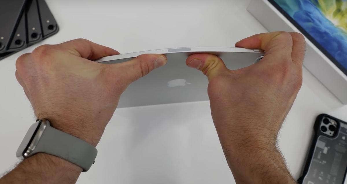 Bøyer iPad Pro