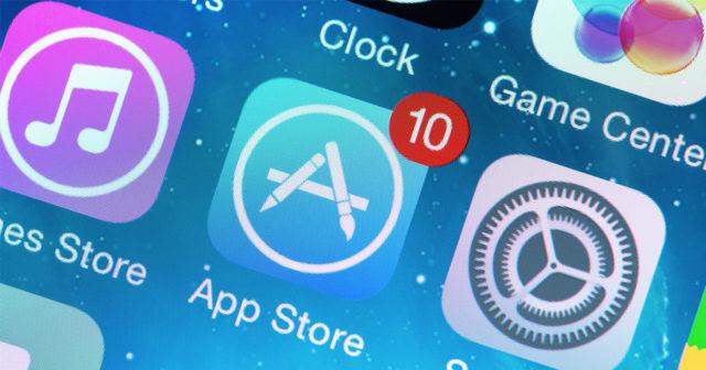 anmeldelser i App Store