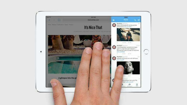 Vi forteller deg alt om multitasking av iOS 9