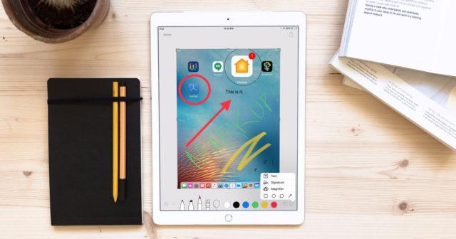 iPad iOS 11