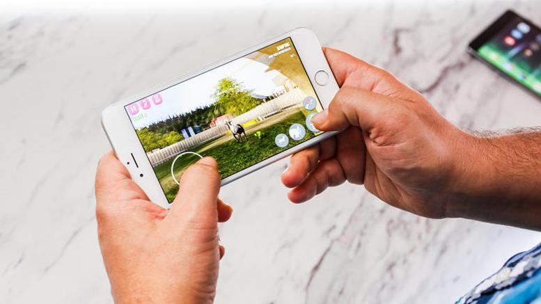 Original Apple-brukt foto vises på iOS 8-plakater for WWDC14