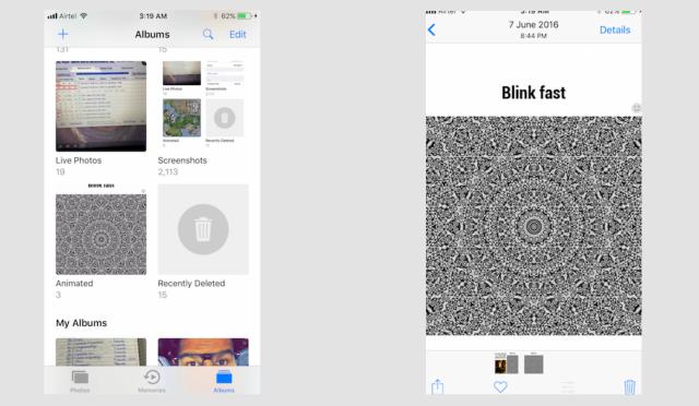 iOS 11 GIF-er