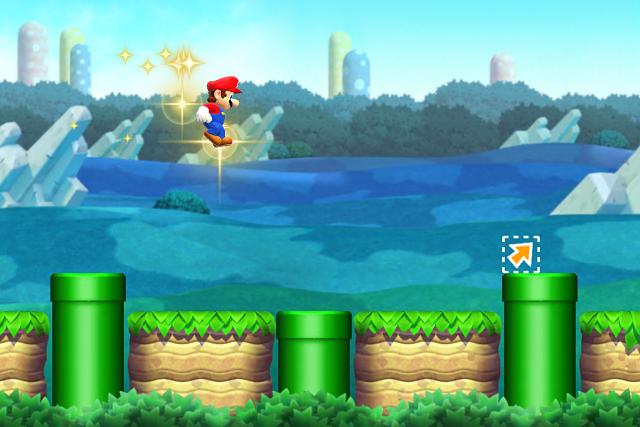 Fangst av Super Mario Run