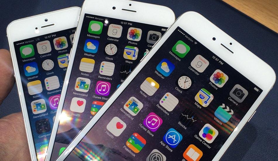 Vedtakelse av iOS 9 når 66% av enhetene
