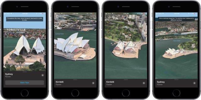 nyheter iOS 11